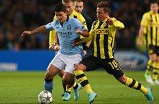Манчестер Сити — Боруссия Д (2012), Getty Images