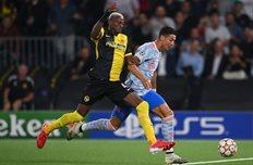 Янг Бойз - Манчестер Юнайтед, Getty Images
