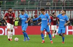 Милан — Атлетико, Getty Images