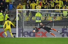 Вильярреал — Манчестер Юнайтед, Getty Images