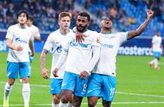 Зенит — Мальме 4:0 Видео голов и обзор матча