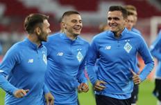 Динамо — третье в своей группе Лиги чемпионов, Бавария — лидер