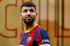 Серхио Агуэро, ФК Барселона