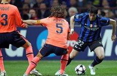 Милито провел отличный матч, Reuters