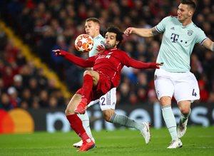 Ливерпуль - Бавария: обзор матча