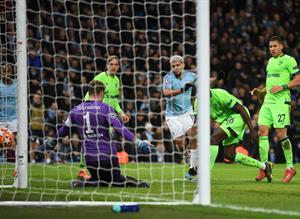 Манчестер Сити — Шальке 7:0 Видео голов и обзор матча