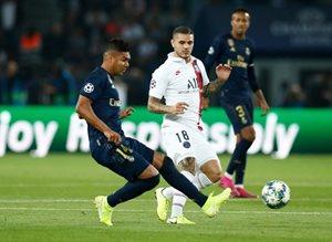 ПСЖ — Реал Мадрид 3:0 Видео голов и обзор матча