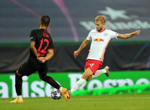 РБ Лейпциг — Атлетико 2:1 Видео голов и обзор матча