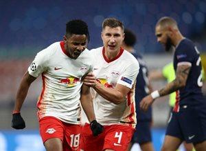 Лейпциг — ПСЖ 2:1 Видео голов и обзор матча