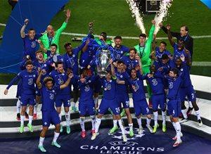 Игроки Челси, Getty Images