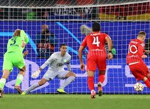 Вольфсбург — Севилья 1:1 Видео голов и обзор матча