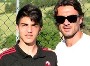Кристиан и Паоло Мальдини, фото La Gazzetta dello Sport