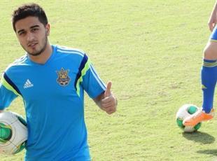 Бека Вачиберадзе, фото со страницы футболиста в vk.com