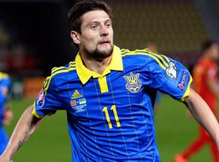 Тест: Вспомни всех форвардов сборной Украины в ХХІ веке