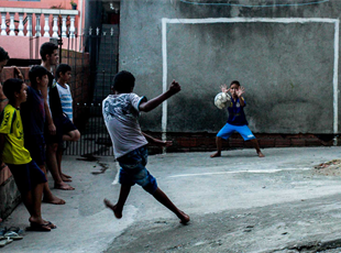 Как футбол захватил улицы