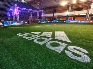 The BASE Kyiv: Как устроено футбольное пространство от adidas