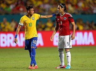 Бразилия — Колумбия: кто фаворит противостояния