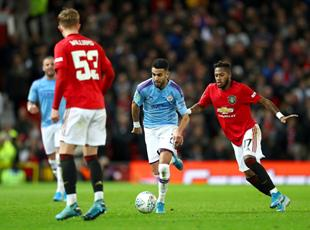 Манчестер Сити - Манчестер Юнайтед, Getty Images
