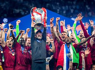 Последний триумфатор Лиги чемпионов - Ливерпуль, getty images
