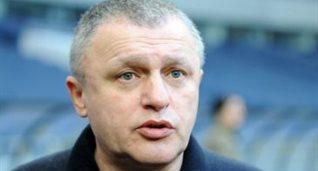 Игорь Суркис, фото Ильи Хохлова, Football.ua