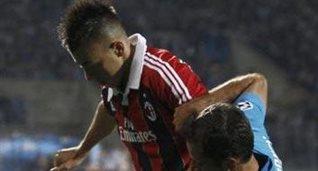Стефан Эль Шаарави, football-italia.net