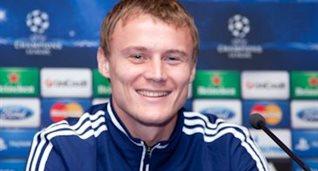 Виталий Родионов, фото fcbate.by