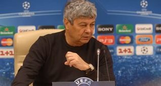 Мирча Луческу, фото В. Дудуша, Football.ua