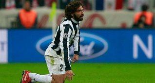 В первом матче Бавария поставила Пирло и компанию на колено, Getty Images