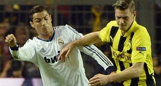 Пищек против Роналду, фото uefa.com