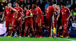Бавария выходит в финал, фото Getty Images