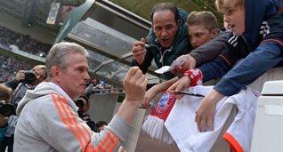 фото Getty Images, Хайнкес попрощался с Бундеслигой