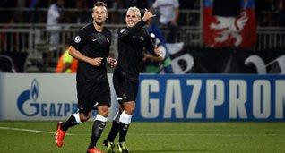 Грзманн положил красавца, фото uefa.com
