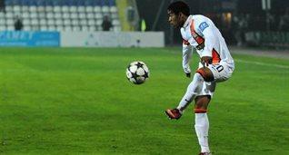 Дуглас Коста, фото М.Масловского, фото Football.ua
