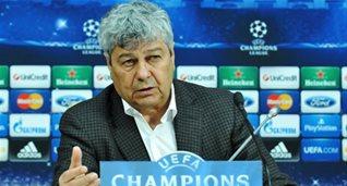 Мирча Луческу, фото Михаила Масловского, Football.ua