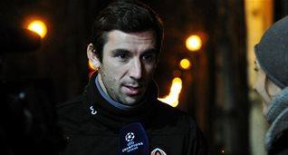Дарио Срна, фото Михаила Масловского, Football.ua