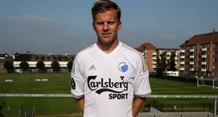 Микаэль Антонссон, фото www.fck.dk