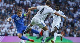 Днепр оказался слабее Копенгагена, фото fcdnipro.ua