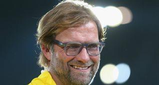 Клопп счастлив, Getty Images