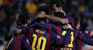 Радость Барселоны, Getty Images