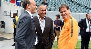 Джеймс Паллотта (в центре), фото Getty Images
