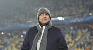 Мирча Луческу. © БОГДАН ЗАЯЦ, Football.ua