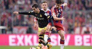 Мхитарян хорошо знает Баварию, Getty Images
