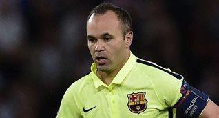 Андрес Иньеста, фото goal.com