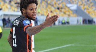 Луис Адриано, фото Богдана Заяца, football.ua