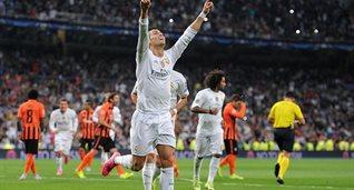 Роналду забил трижды, Getty Images