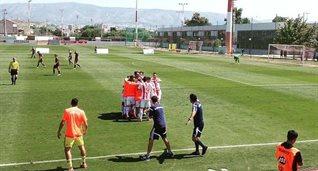 Игроки Олимпиакоса празднуют победный гол в ворота Баварии, Facebook.com