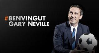 Гари Нэвилл, ФК Валенсия