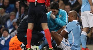 Манчестер Сити снова теряет своего капитана, Getty Images