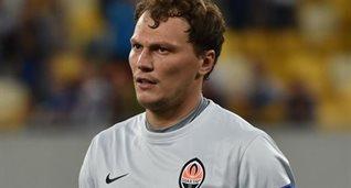 Андрей Пятов, Фото Богдана Зайца, Football.ua
