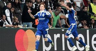 Виктор Цыганков, uefa.com